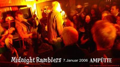 Midnight Ramblers Konzert